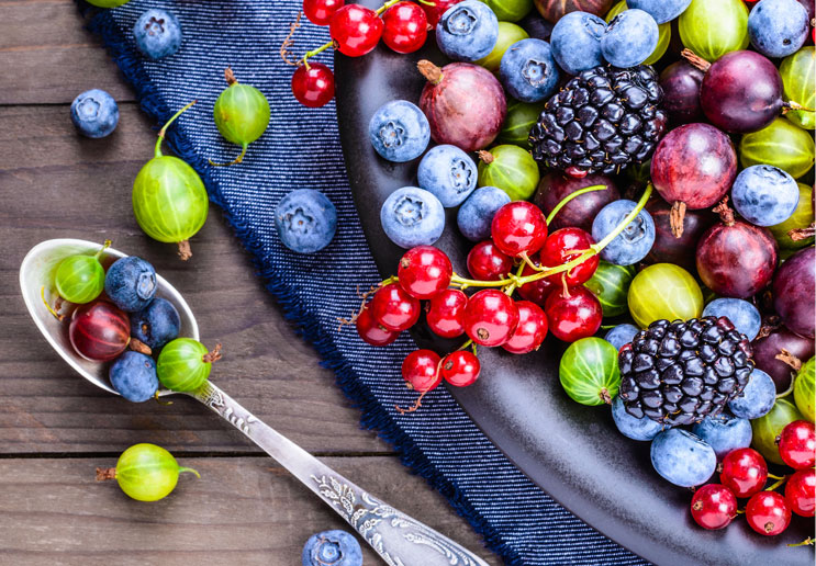 Polyphenols: 4 Benefits to Transform Your Health and Vitality