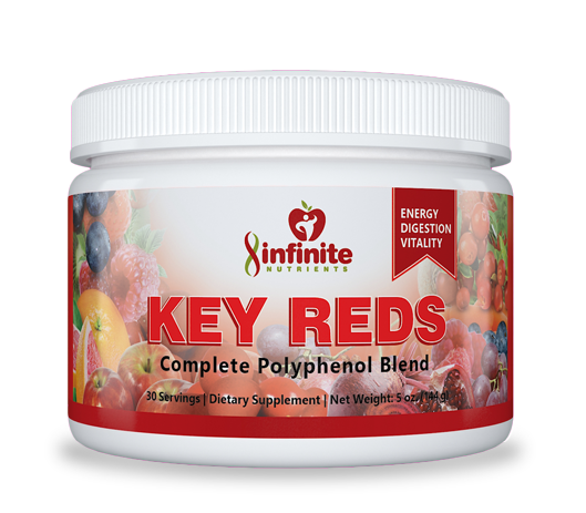 Infinite Nutrients Key Reds